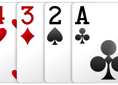 Poker Blätter page