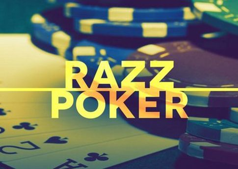 Razz (Seven Card Stud Low) Poker