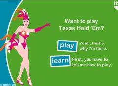Texas Holdem Poker TBS