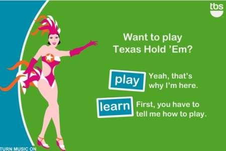 TBS Texas Hold'em Poker