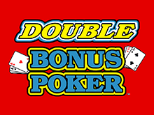 Bonus pokerd double